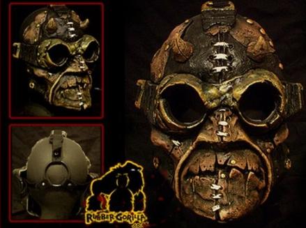 Steampunk Шлемы