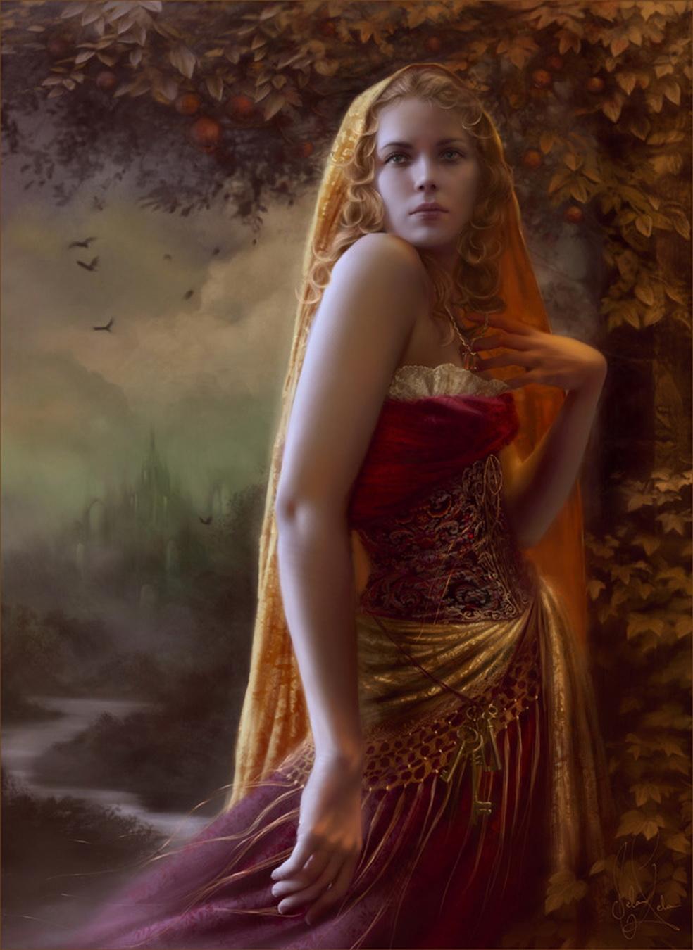 Рыжие женщины в любви 26 фотография