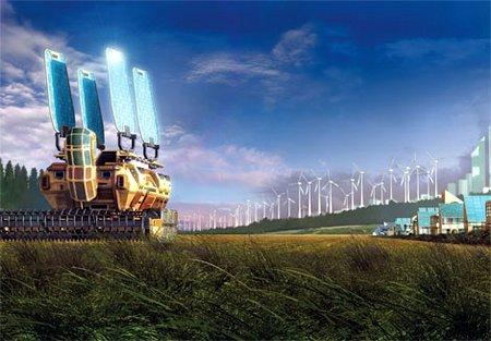 Энергия будущего сегодня