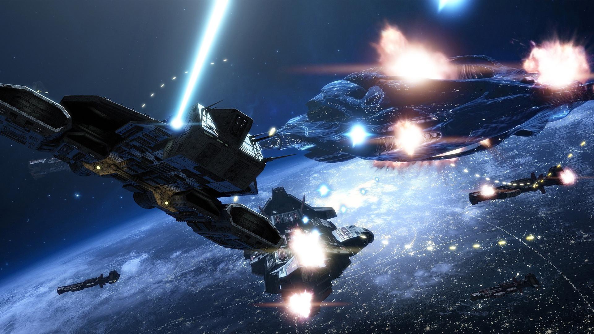 Скачать война космос корабли фото
