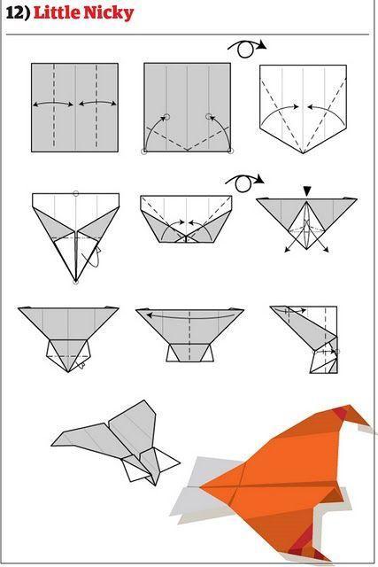 Как сделать самого крутого самолета из бумаги
