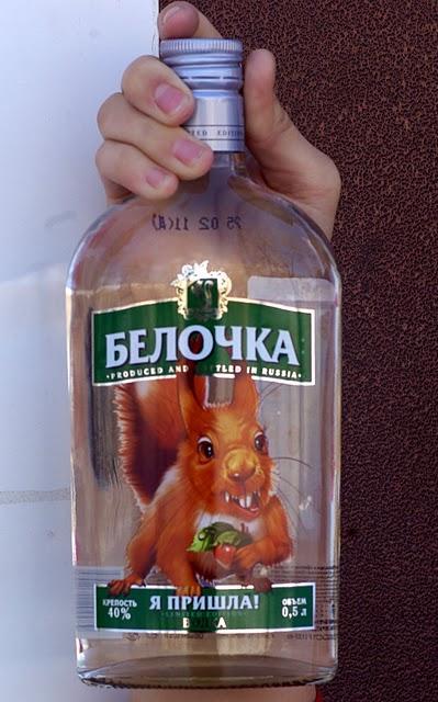 фистинг бутылкой водки белочка самцам