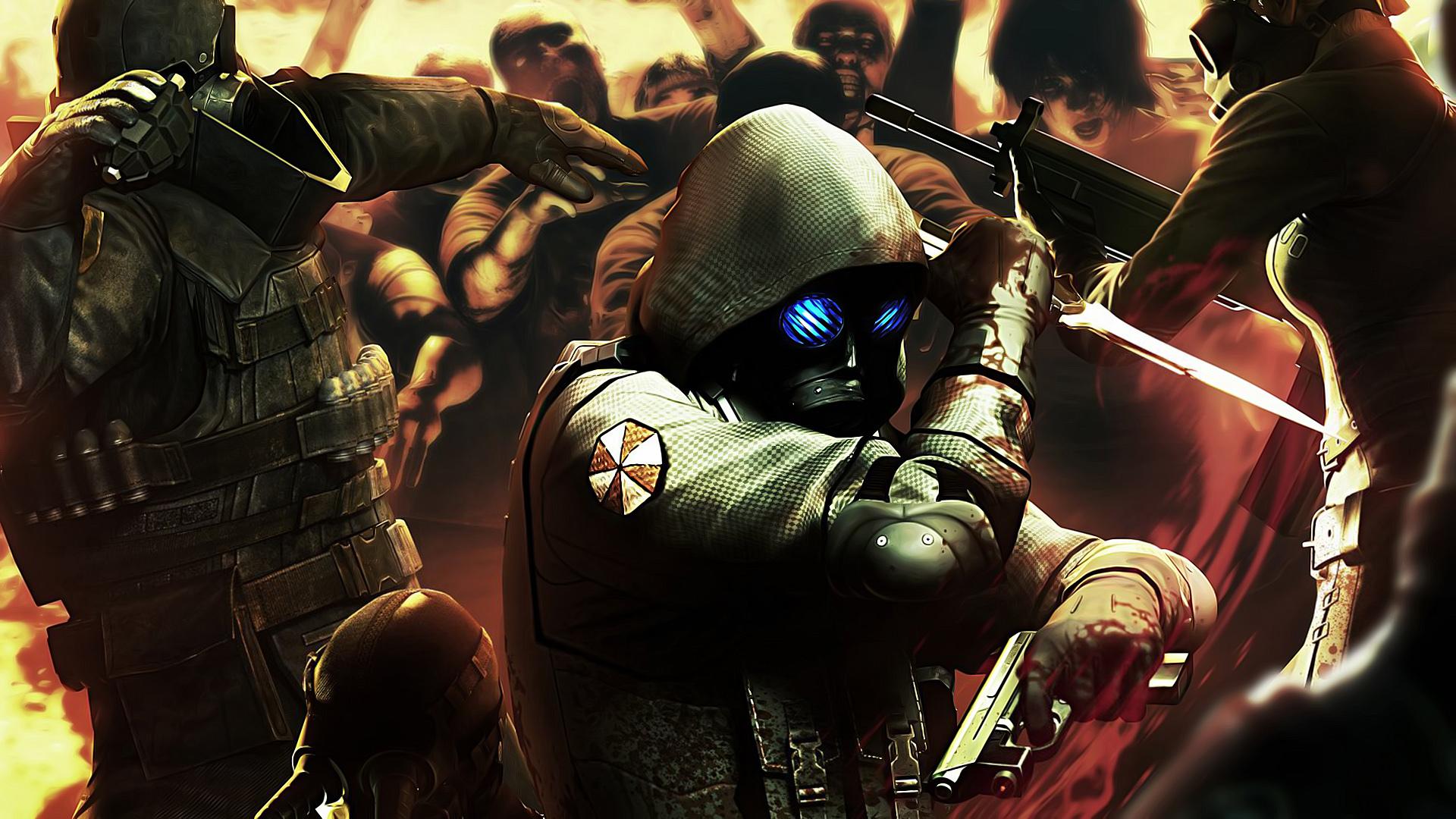 Игровой блог - Новости игр - Концепт-арт нового Resident Evil. Это