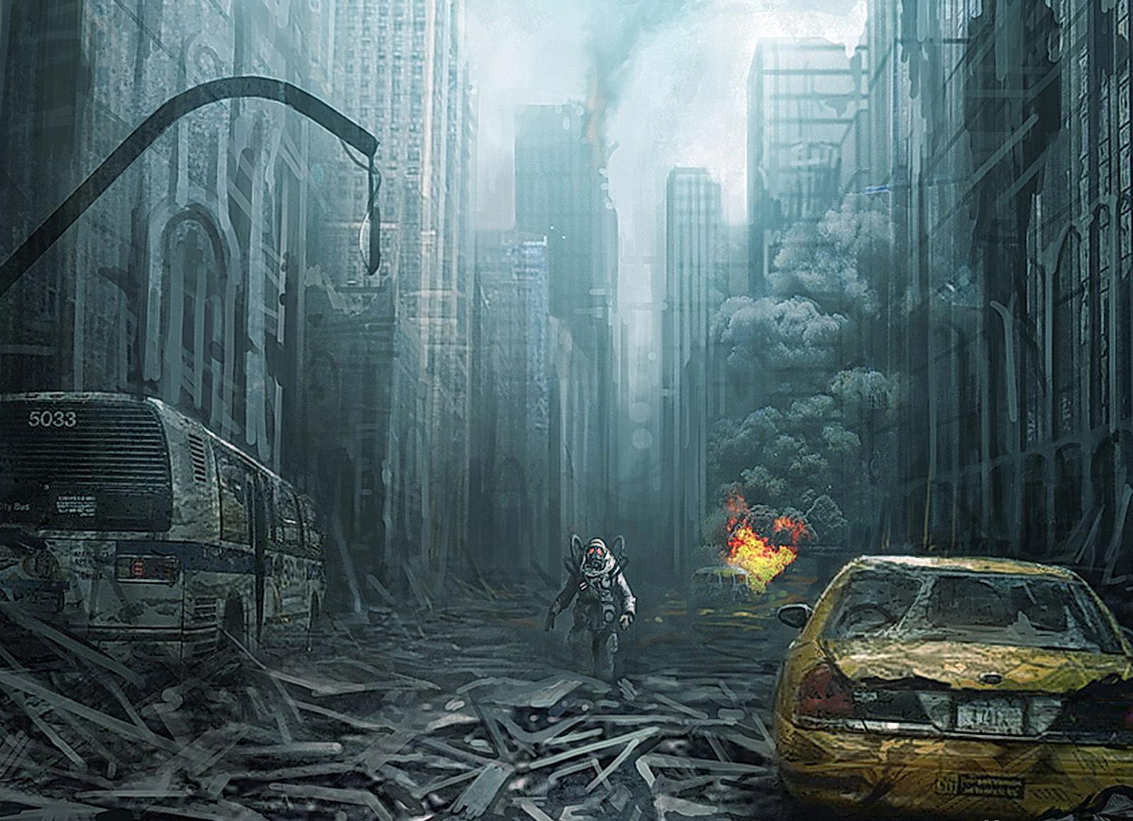 Крутые картинки апокалипсиса, аву анимация