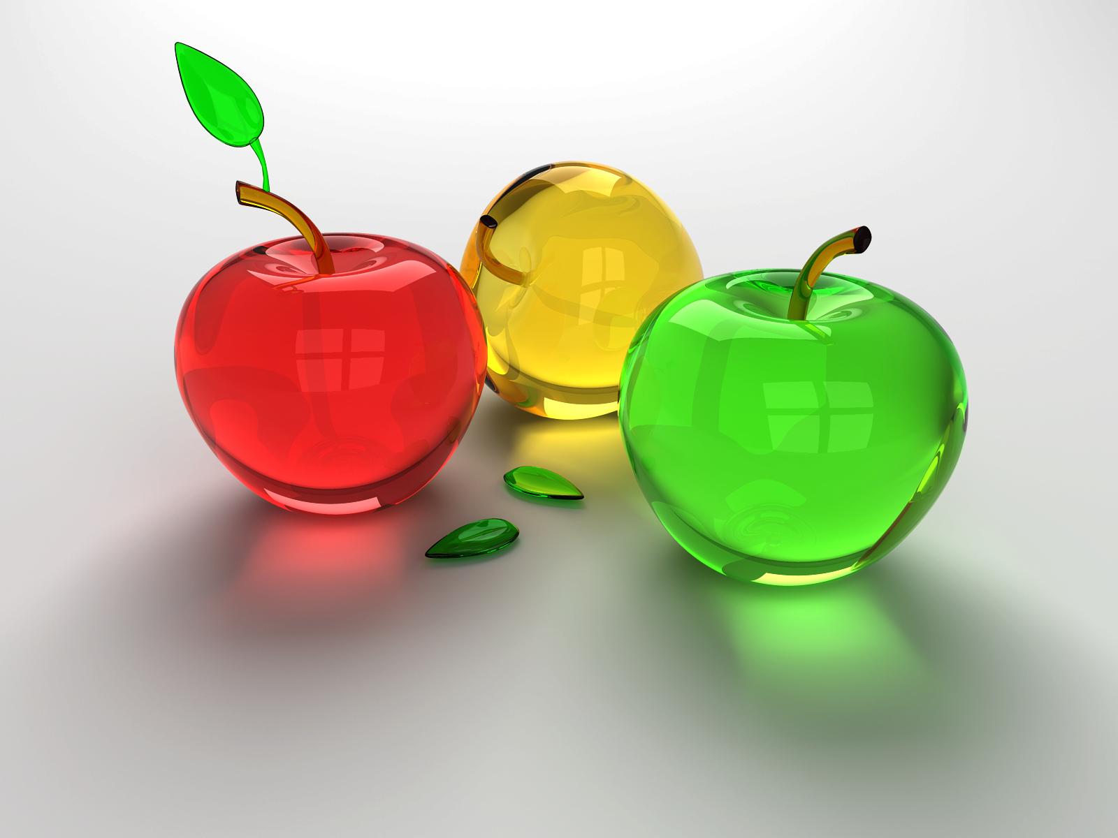 яблоки часы рисунок загрузить