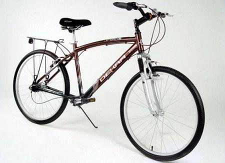 Прощай цепной привод у велосипеда?