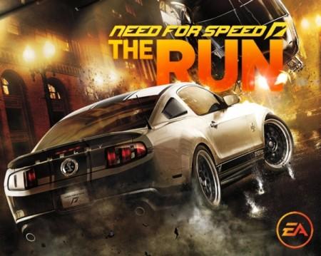 Need for Speed: The Run - Геймплей с Пресс-Конференции EA