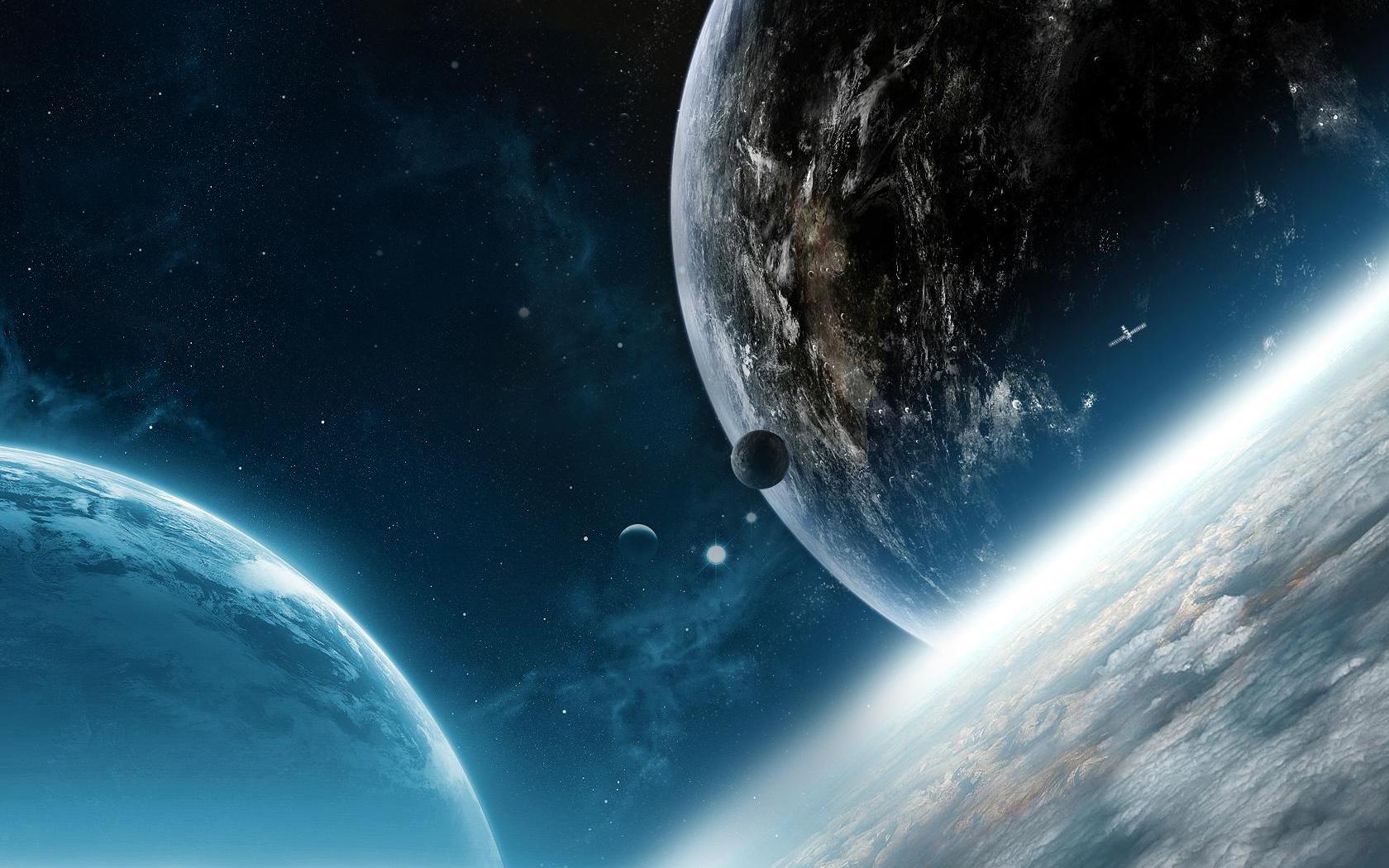 Космос планеты
