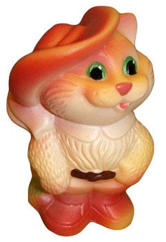 Резиновый котенок