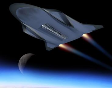 Стратосферный бомбардировщик Falcon HTV-2
