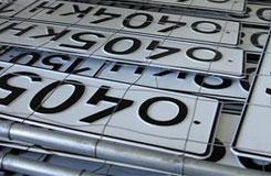 В РФ с автомобильных номеров, возможно, исчезнет код региона