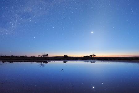 Озеро Тайрел