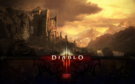 Diablo III выйдет в начале 2012 года