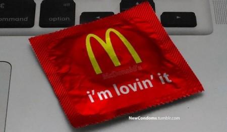 Креативные пачки презервативов