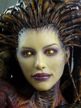 Kerrigan at Blizzcon