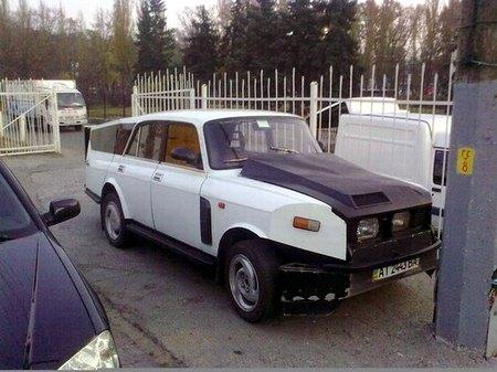 Мод Москвича 2140