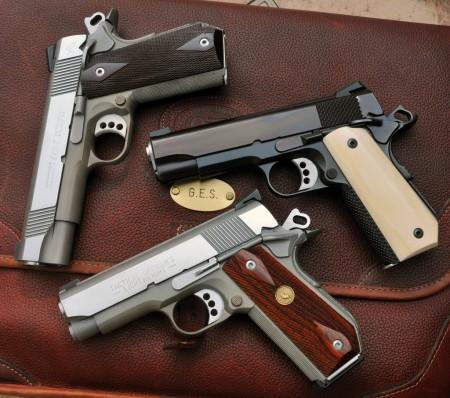 Шикарные пистолеты