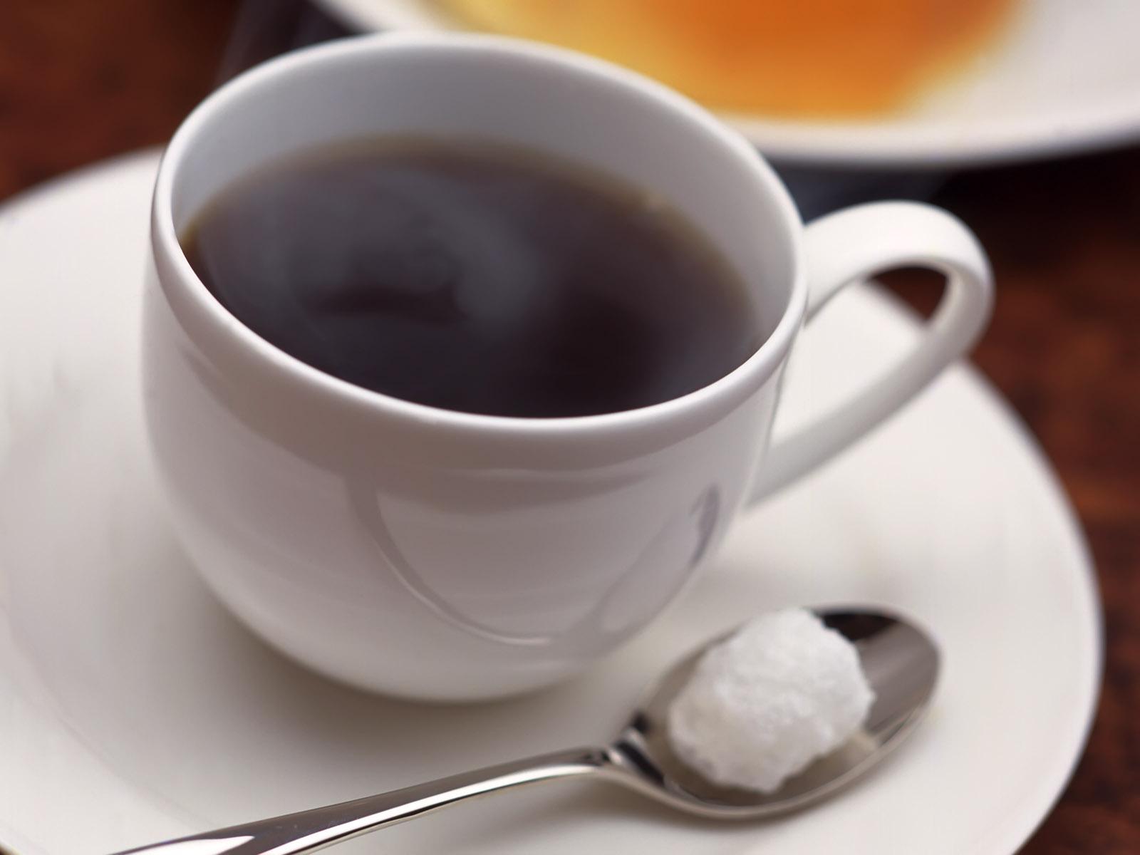 Чай с сахаром с утра