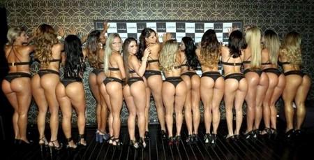 Бразильский конкурс Miss Bumbum - 2011