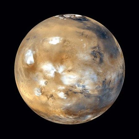 Фотки Марса
