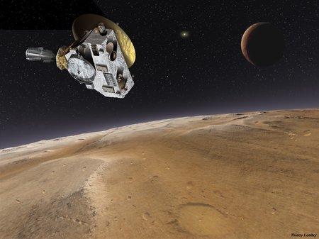На Плутоне, возможно, есть жизнь