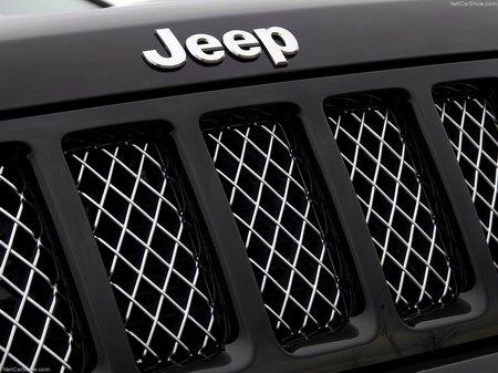 Jeep Grand Cherokee Concept (2012)