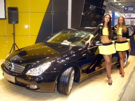 Moscow Auto Show 2007