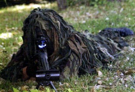 Военный камуфляж