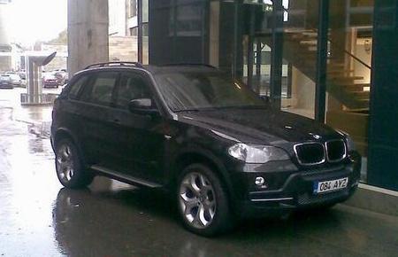BMW (утро и вечер)