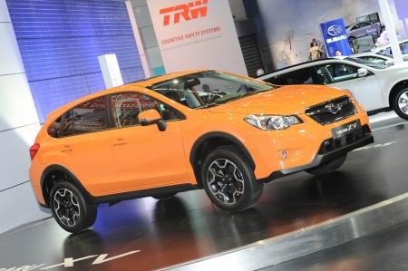 Subaru XV Crossover 2012