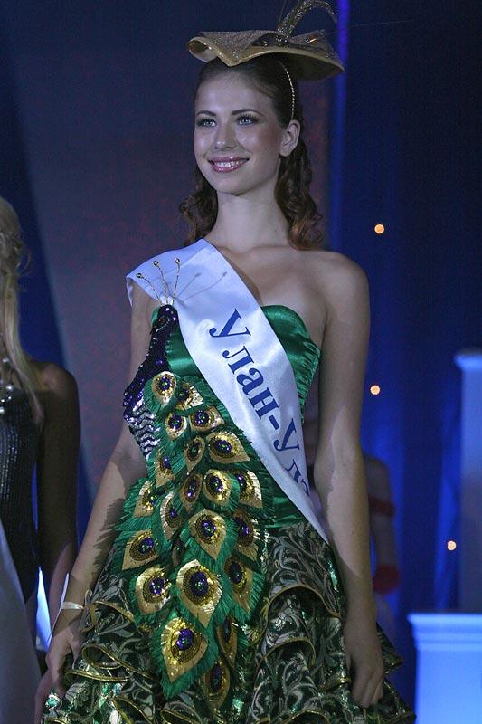 Фестиваль молодых россиянок «Краса России - 2007»
