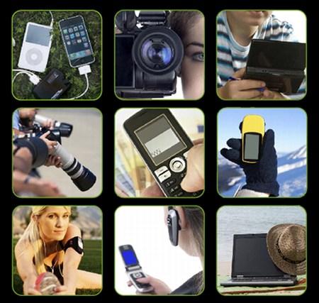 Аккумуляторы для мобильных устройств
