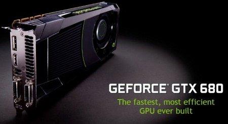GeForce GTX 680 уже в Москве