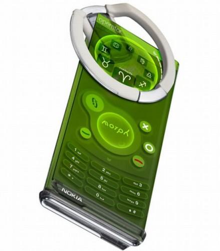 Эластичный телефон