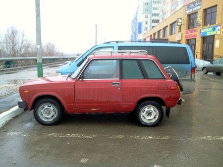 АвтоВАЗ +1