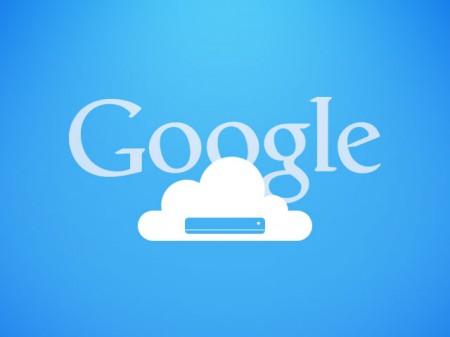 Служба Google Drive запущена