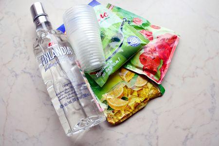 Алкогольное желе