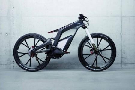 Электровелосипед e-bike от компании Audi