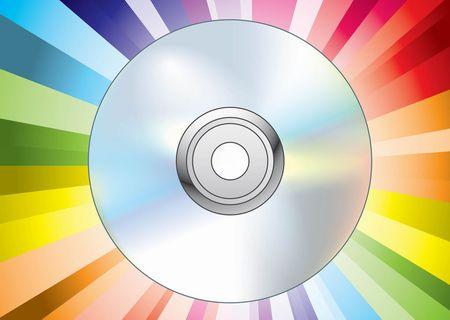 Как упаковать CD/DVD диск в листок А4