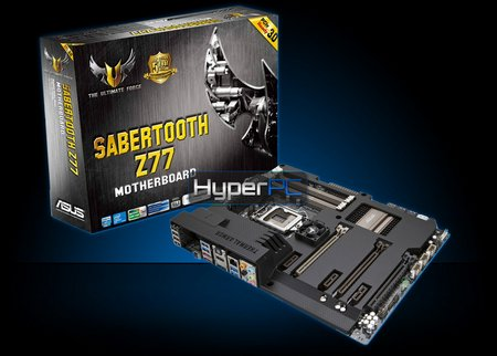Upgrade  - Asus SABERTOOTH Z77