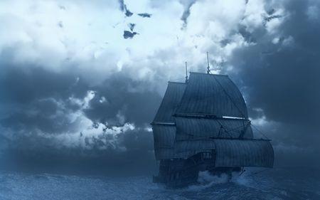 Древние корабли обнаружены на километровой глубине в Ионическом море