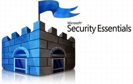 Uninstalling Microsoft Security Essentials