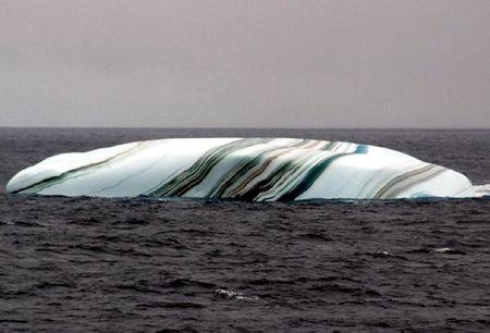 Айсберги бывают разные