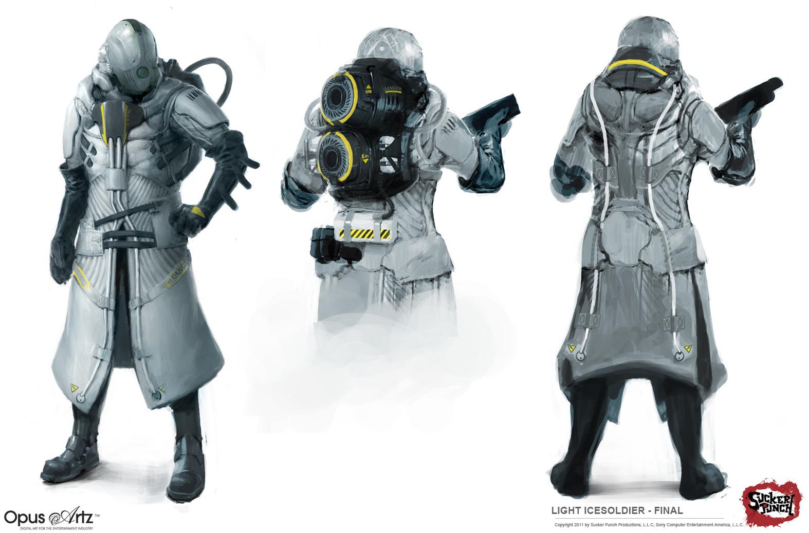 Дизайн персонажей компьютерных игр