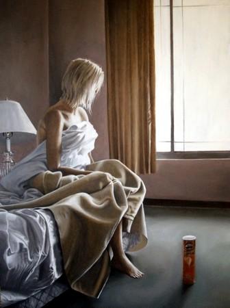 Фотореалистичные картины Линнеи Стрид
