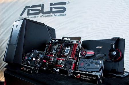 Новые продукты ASUS для геймеров в линейке Republic of Gamers