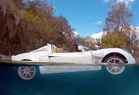 sQuba – Concept Car
