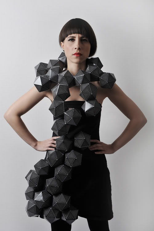 платья креативные фото