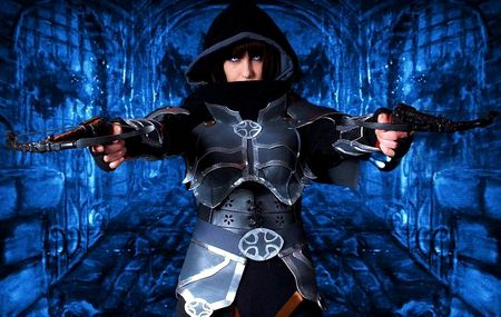 StarCraft 2 & Diablo III Cosplay