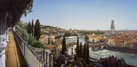 Городские пейзажи реалиста Натана Уолша